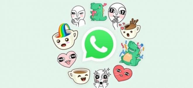 WhatsApp presents new stickers and software for free development
