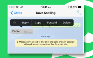WhatsApp changes message forwarding rules