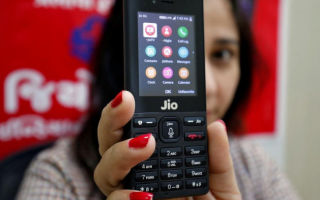 WhatsApp developed software for KaiOS OS and JioPhone phones